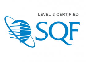 SQF Level 2 Certified Manufacturing Facility