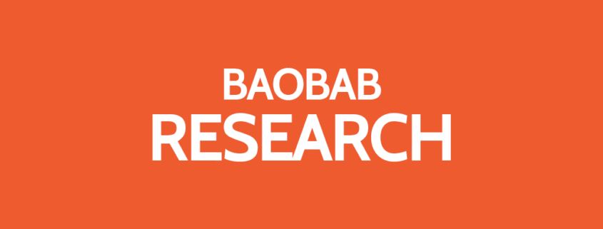 Research on the health benefits of the baobab fruit